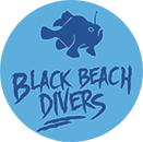Black Beach Divers Logo